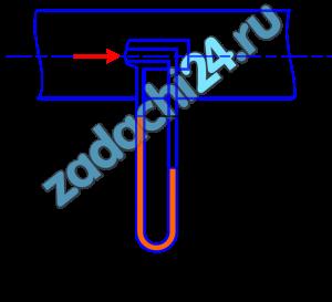 Пуляевский А.М Гидравлика и нефтегазовая гидромеханика Хабаровск ТОГУ-ЦДОТ Задача 11 Какую разницу уровней ртути hg покажет ртутный манометр, присоединенный к напорной трубке (рис.10), если средняя скорость воды в сечении трубопровода диаметром d, составляет υ. Трубопровод бесшовный, стальной, после нескольких лет эксплуатации.