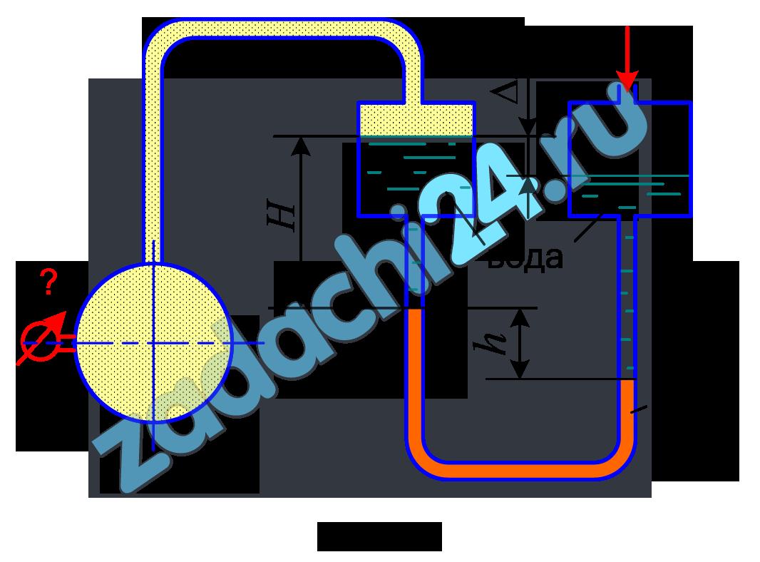 Решебник по гидромеханике