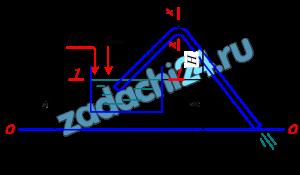 Определить среднюю скорость движения жидкости в трубопроводе υ (рис. 8.3), чтобы вакуумметрическое давление р в сечении х-х сифонного трубопровода не превышало 60 кПа. Высота расположения сечения относительно уровня жидкости в питающем резервуаре Н=3,5 м, относительная плотность жидкости δ=1,2. Потерями напора пренебречь.