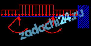 Для балок, изображенных на рис.4.1 а, б, построить эпюры поперечных сил и изгибающих моментов. Данные взять из табл.4.1 а, б.