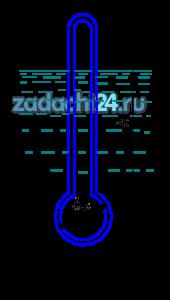 Удельный вес жидкости измеряется при помощи ареометра, представляющего собой (рис.47) полую стеклянную трубку, снабженную в нижней части шариком, заполненным дробью. Внешний диаметр трубки d=25 мм, диаметр шарика dш=30 мм, вес ареометра G=50 г. Определить удельный вес жидкости γ, в которую погружен ареометр, если глубина его погружения h=10 см.