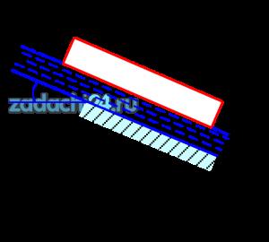 Определить скорость υ равномерного скольжения прямоугольной пластины со сторонами (a×b×c) по наклонной плоскости под углом α=12º, если между пластиной и плоскостью находится слой масла толщиной δ. Температура масла 30 ºC, плотность материала пластины ρ.