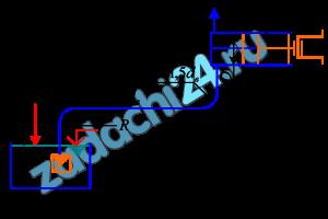 Определить допустимую высоту всасывания hв поршневого насоса Нп для начала процесса всасывания, когда основную роль играют силы инерции, а гидравлических потерь нет, и для случая, когда скорость течения воды во всасывающем трубопроводе наибольшая, а силы инерции отсутствуют. Поршень, диаметр которого D, делает n двойных ходов, совершая ход L. Трубопровод, изготовленный из нержавеющей стали, имеет диаметр dв, длину lв. Насосом перекачивается вода, температура которой Т ºС. Объемными потерями воды в насосе пренебречь. Числовые данные, необходимые для решения задачи, выбрать в соответствии с вариантом задания из табл.13.
