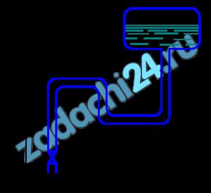 Определить потребный напор, который необходимо создать в сечении для подачи в бак воды с вязкостью ν=0,008 Ст, если длина трубопровода l=80 м; его диаметр d=50 мм; расход жидкости Q=15 л/c; высота Н0=30 м; давление в баке р2=0,2 МПа; коэффициент сопротивления крана ξ1=5; колена ξ2=0,8; шероховатость стенок трубы Δ=0,04 мм.