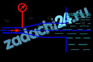 Определить расход жидкости, вытекающей из трубы диаметром d=16 мм через плавное расширение (диффузор) и далее по трубе диаметром D=20 мм в бак. Коэффициент сопротивления диффузора ζдиф=0,2 (отнесен к скорости в трубе диаметром d), показание манометра рм; высота h; H; плотность жидкости ρ=1000 кг/м³. Учесть потери на внезапное расширение ζдиф=1, потерями на трение пренебречь, режим течения считать турбулентным.